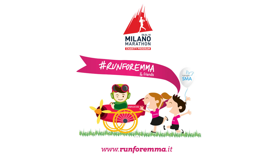 RunForEmma & Friends – Milano City Marathon 2018