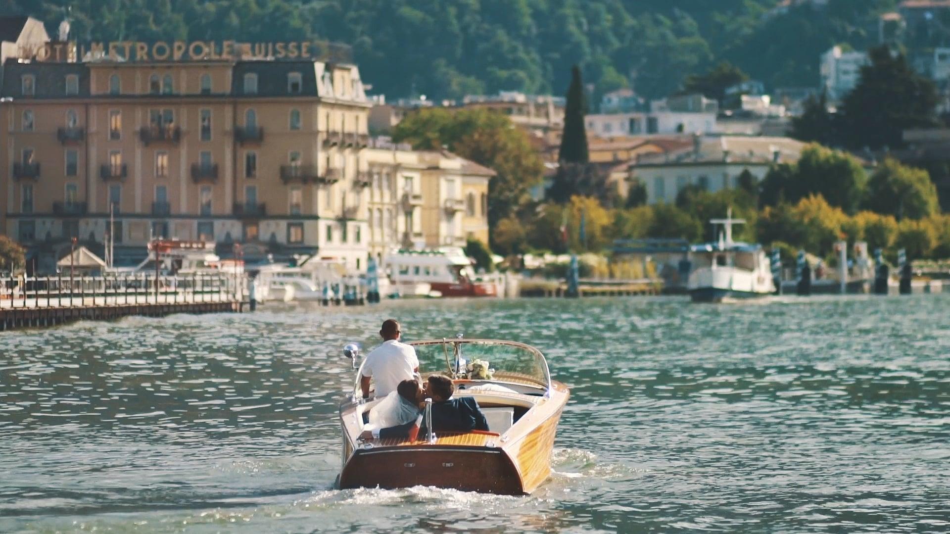 Villa Parravicini Revel - Lago di Como